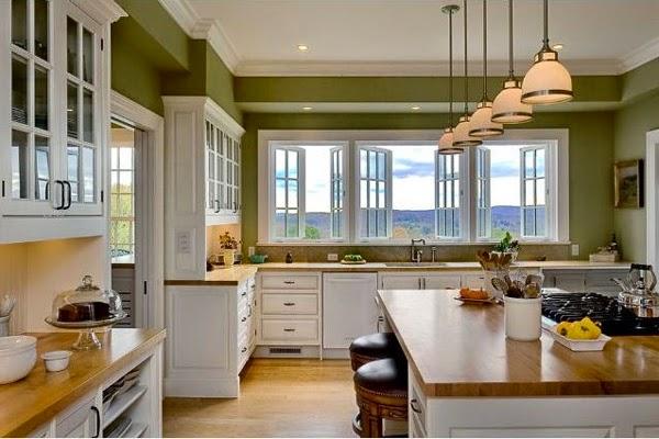 Cách bố trí nội thất gia đình cho phòng bếp hợp phong thủy