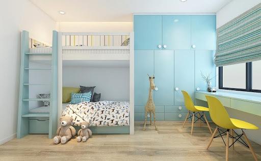 Thiết kế nội thất phòng ngủ cho bé tuyệt đẹp-13