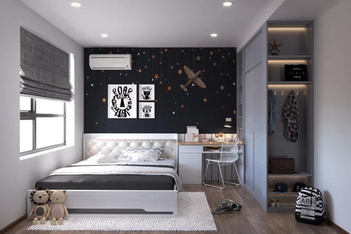 Thiết kế nội thất phòng ngủ cho bé tuyệt đẹp-16