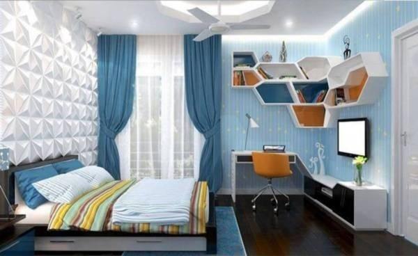 Thiết kế nội thất phòng ngủ cho bé tuyệt đẹp-18