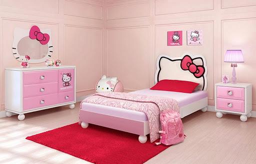 Thiết kế nội thất phòng ngủ cho bé tuyệt đẹp-2