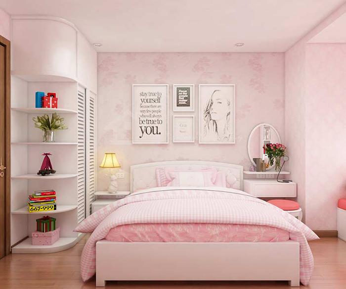 Thiết kế nội thất phòng ngủ cho bé tuyệt đẹp-5