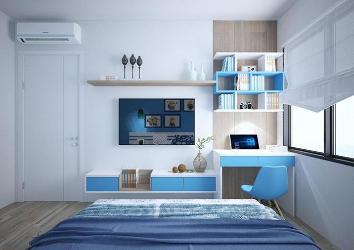 Thiết kế nội thất phòng ngủ cho bé tuyệt đẹp-7