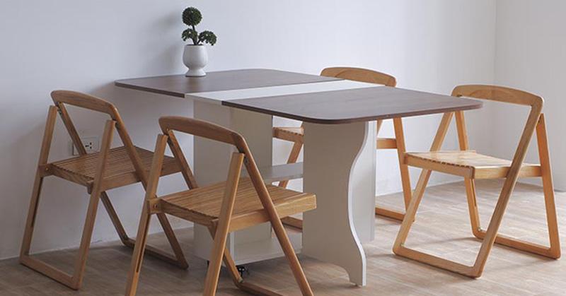 Bí kíp chọn bàn ăn thông minh giá rẻ, siêu hiện đại-3