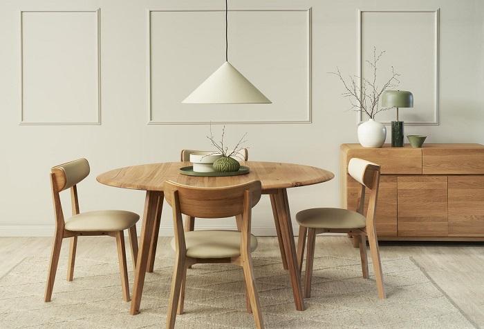 Bí quyết lựa chọn bàn ăn gỗ sồi đẹp, chất lượng-11
