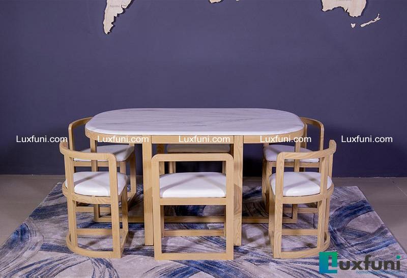 Bộ sưu tập bàn ghế ăn 2,4,6 người cho các gia đình trẻ-11
