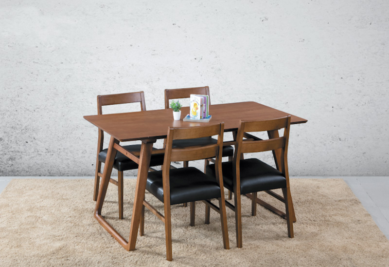 Bộ sưu tập bàn ghế ăn 2,4,6 người cho các gia đình trẻ-5
