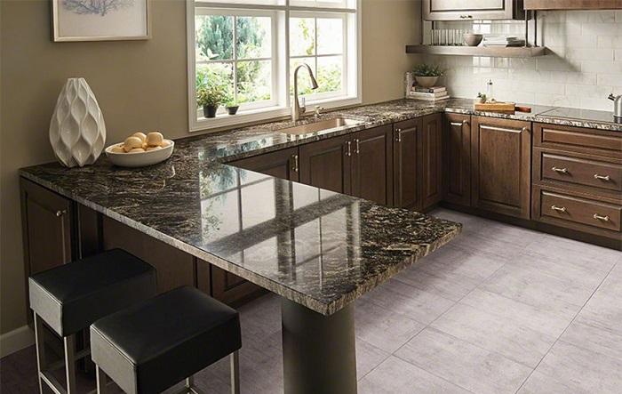 Các mẫu mặt bếp đá granite đẹp, mới nhất-7