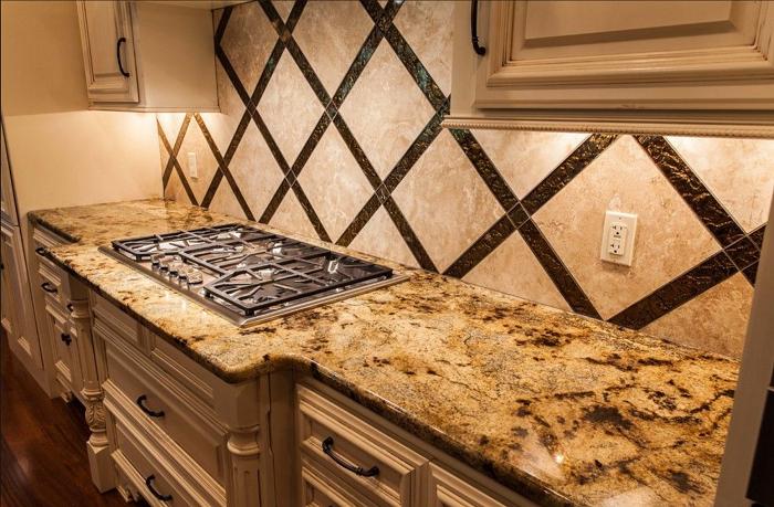 Các mẫu mặt bếp đá granite đẹp, mới nhất-9