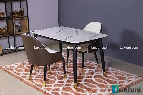 Điểm danh 9 mẫu bàn ăn 2 ghế giá rẻ, hiện đại nhất-1