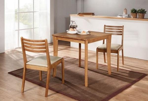 Điểm danh 9 mẫu bàn ăn 2 ghế giá rẻ, hiện đại-13