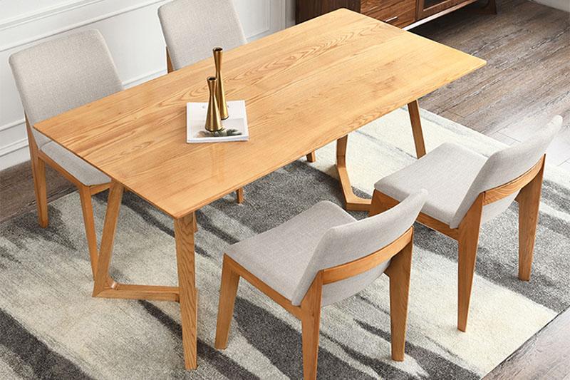 Mẫu bàn ăn thông minh gỗ Sồi siêu HOT nhập khẩu từ châu Âu-7