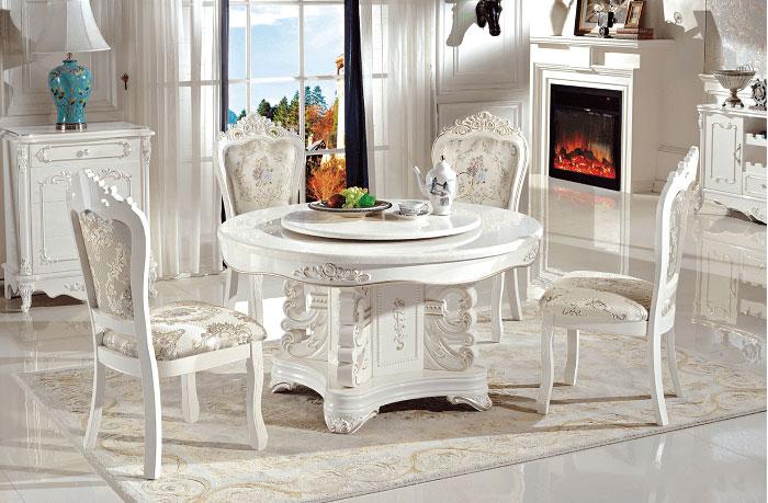 Những mẫu bàn ăn 4 ghế cho gia đình mới nhất năm 2020-11