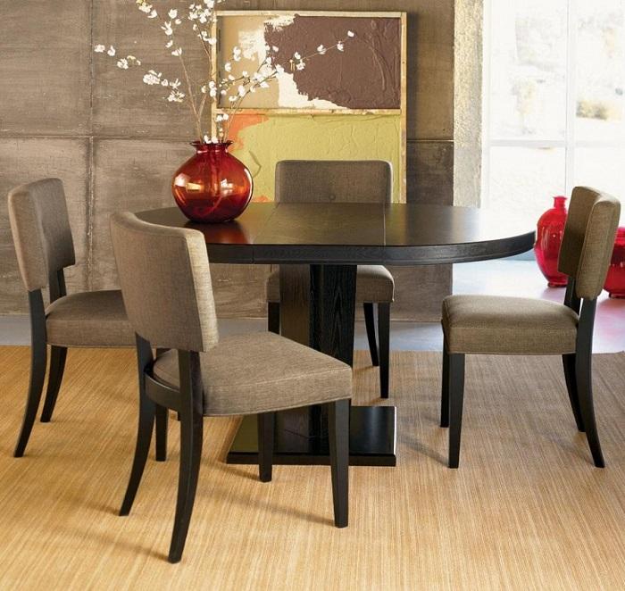 Những mẫu bàn ăn 4 ghế cho gia đình mới nhất năm 2020-13