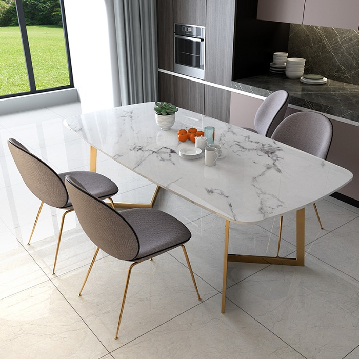 Những mẫu bàn ăn 4 ghế cho gia đình mới nhất năm 2020-14