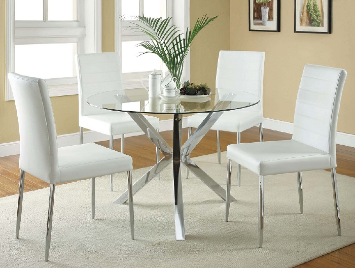 Những mẫu bàn ăn 4 ghế cho gia đình mới nhất năm 2020-5
