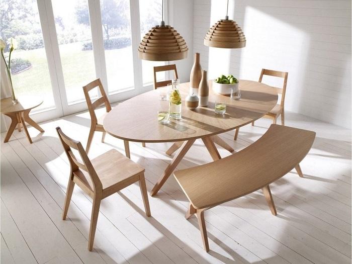 Tiết lộ các mẹo lựa chọn bàn ăn 6 ghế cho gia đình-10