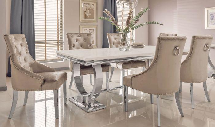 Tiết lộ các mẹo lựa chọn bàn ăn 6 ghế cho gia đình-13