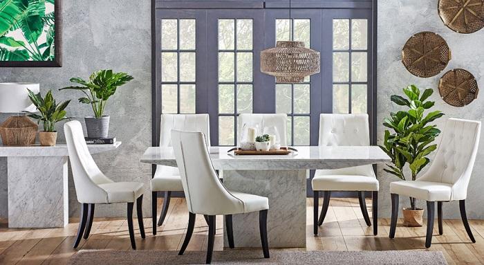 Tiết lộ các mẹo lựa chọn bàn ăn 6 ghế cho gia đình-15