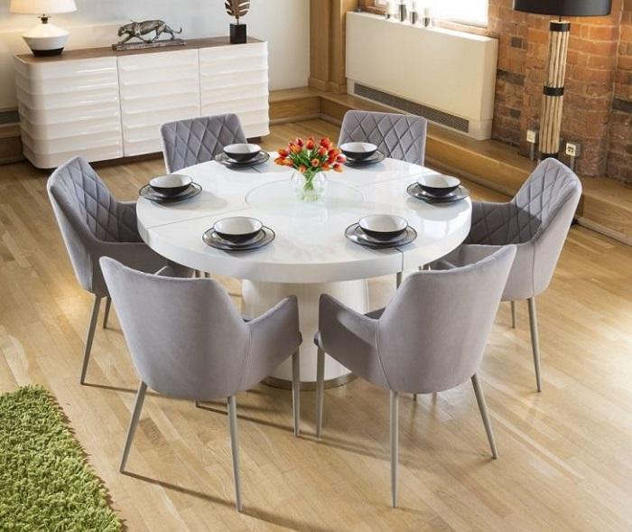 Tiết lộ các mẹo lựa chọn bàn ăn 6 ghế cho gia đình-5