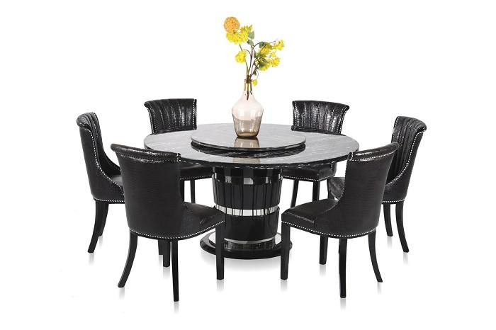 Tiết lộ các mẹo lựa chọn bàn ăn 6 ghế cho gia đình-6