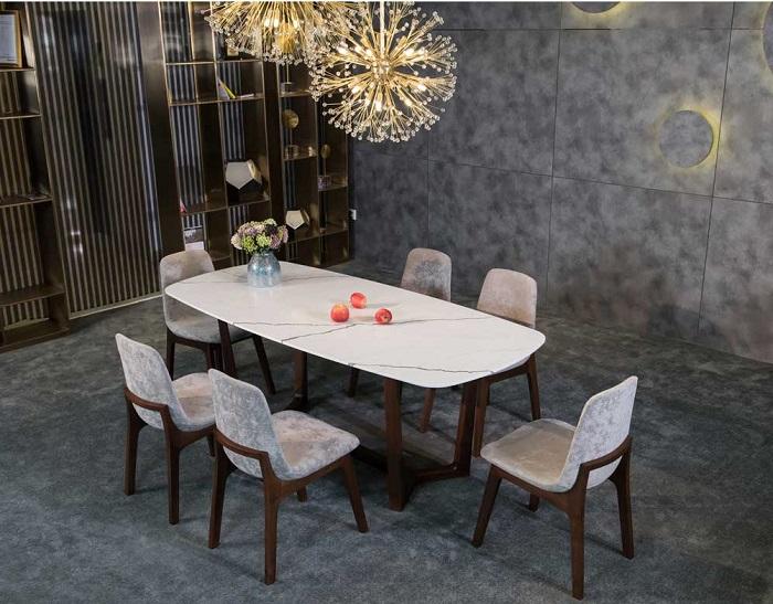 Tiết lộ các mẹo lựa chọn bàn ăn 6 ghế cho gia đình-7