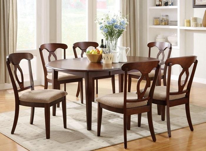Tiết lộ các mẹo lựa chọn bàn ăn 6 ghế cho gia đình-8