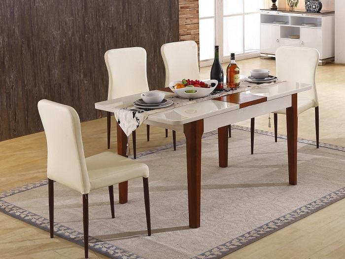 Tiết lộ các mẹo lựa chọn bàn ăn 6 ghế cho gia đình-9
