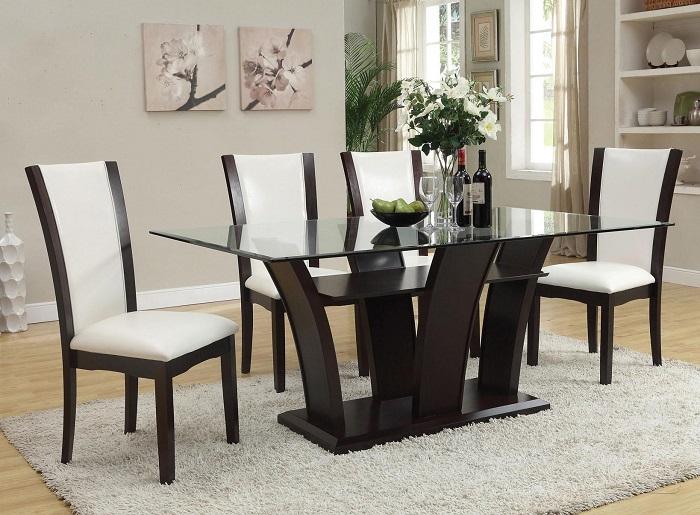 Tiết lộ các mẹo lựa chọn bàn ăn 6 ghế cho gia đình