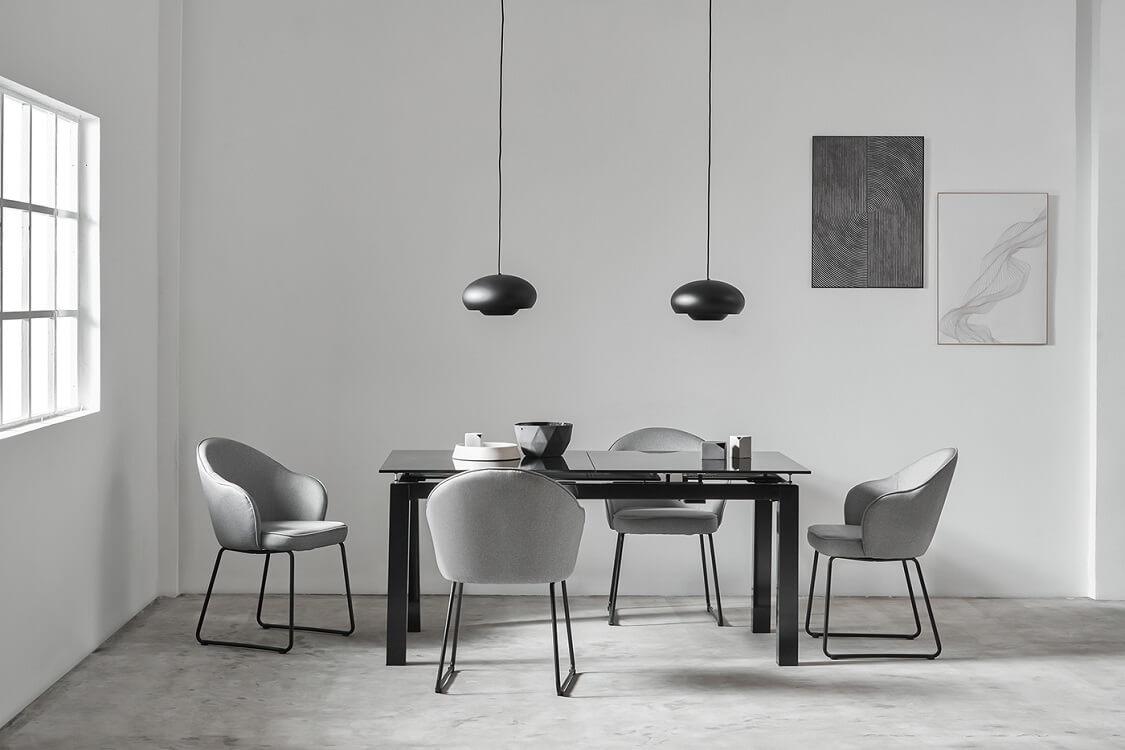 Tổng hợp những bộ ghế ăn siêu CHẤT phù hợp với mọi phong cách sống-2
