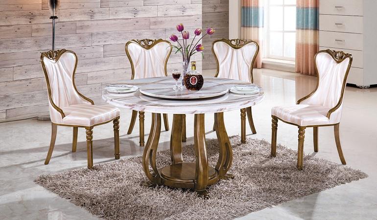 3 mẫu bàn ăn tròn thông minh đang được yêu thích nhất hiện nay-1