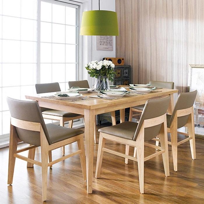 3 tiêu chí chọn bộ bàn ăn 6 ghế hiện đại chuẩn không cần chỉnh-1