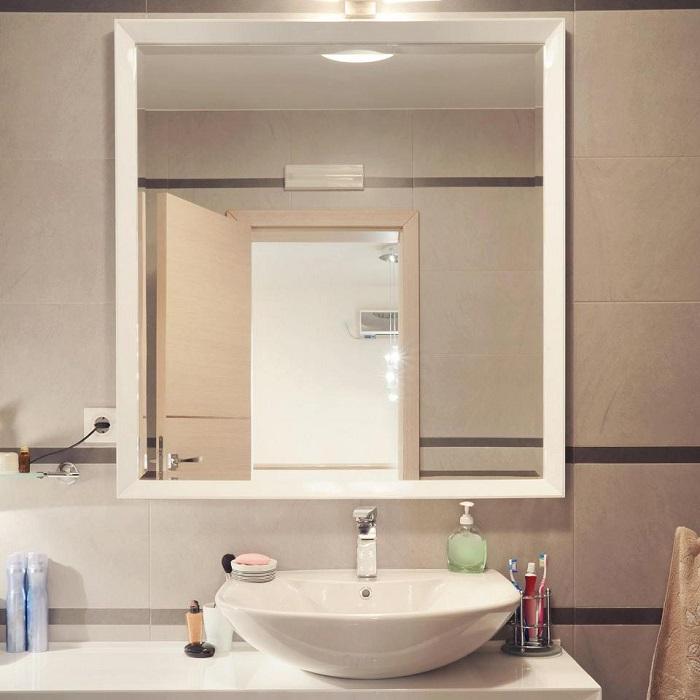 5 điều kiêng kỵ khi bố trí gương trong phòng tắm bạn nên biết 1