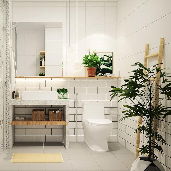 5 điều kiêng kỵ khi bố trí gương trong phòng tắm bạn nên biết 3