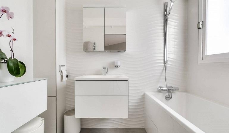 5 điều kiêng kỵ khi bố trí gương trong phòng tắm bạn nên biết