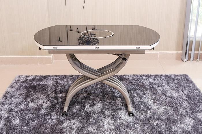 Bàn ghế ăn hiện đại mang tới sự tươi mới cho phòng bếp-4
