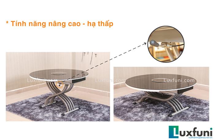 Bật mí 4 tiêu chí để chọn một bộ bàn ăn thông minh tại Hà Nội siêu BỀN - ĐẸP-7