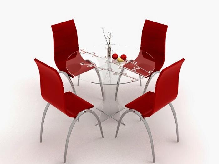 Tại sao nên lựa chọn bộ bàn ăn 4 ghế-4