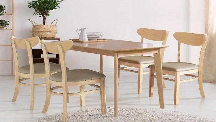 Tại sao nên lựa chọn bộ bàn ăn 4 ghế?