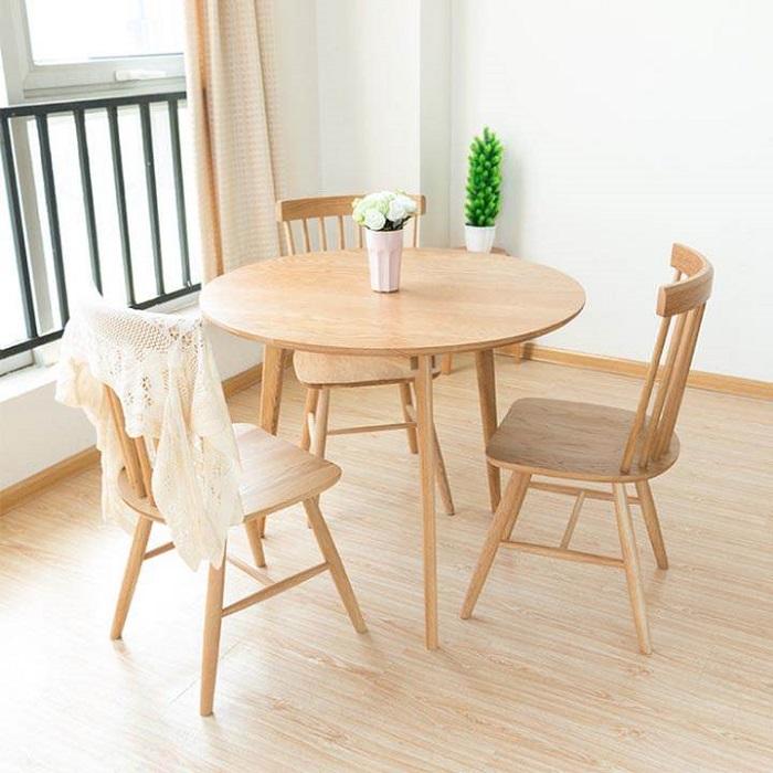Tiêu chí lựa chọn bàn ghế ăn đẹp dành cho căn hộ chung cư-2
