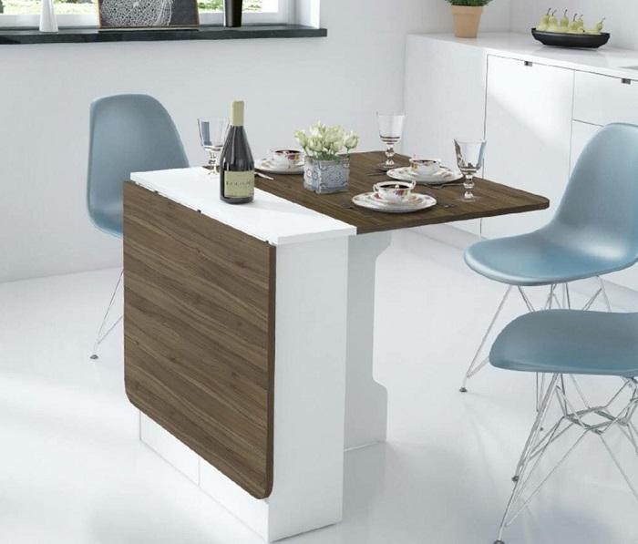 Tiêu chí lựa chọn bàn ghế ăn đẹp dành cho căn hộ chung cư-3