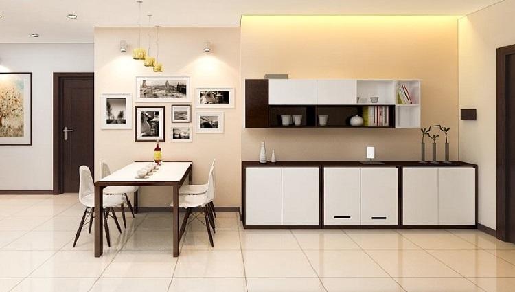 Tiêu chí lựa chọn bàn ghế ăn đẹp dành cho căn hộ chung cư