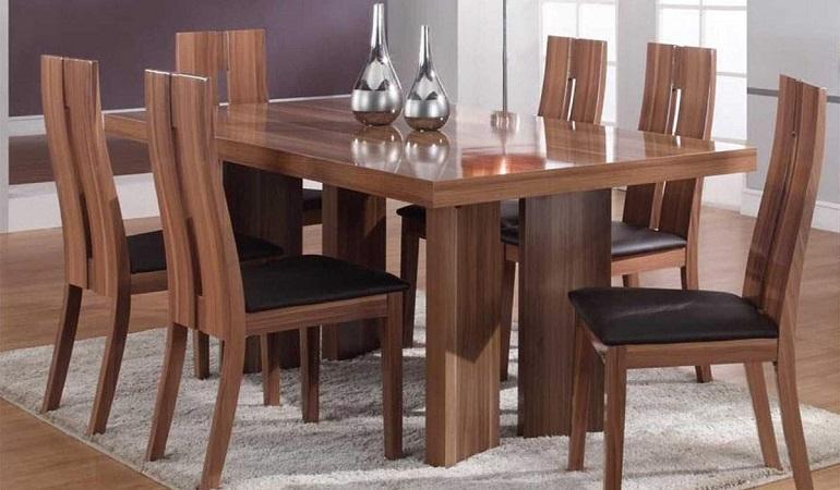 2 cách chọn bàn ăn gỗ phù hợp với ngôi nhà-1