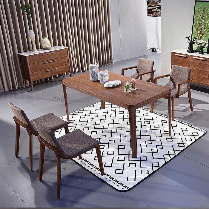 2 cách chọn bàn ăn gỗ phù hợp với ngôi nhà-3
