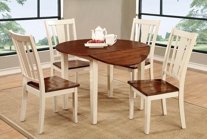2 cách chọn bàn ăn gỗ phù hợp với ngôi nhà-4