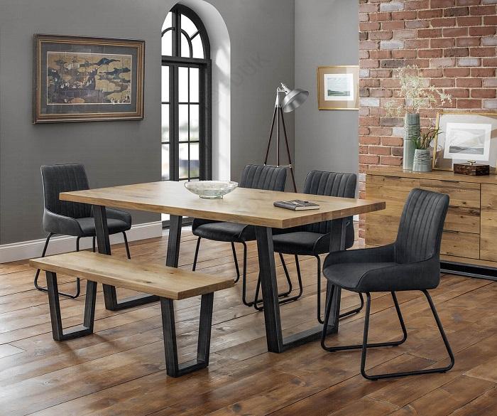 3 loại bàn ăn gỗ đẹp được các gia đình hiện đại yêu thích-3