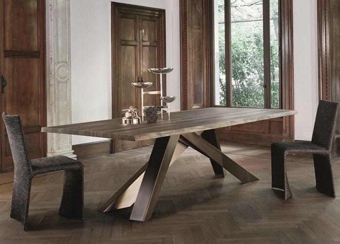 3 loại bàn ăn gỗ đẹp được các gia đình hiện đại yêu thích-4