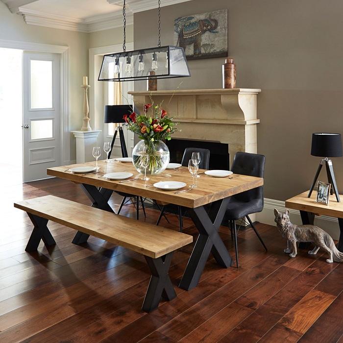 3 loại bàn ăn gỗ đẹp được các gia đình hiện đại yêu thích-7