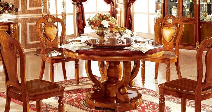 Bạn biết gì về bàn ăn xoay thông minh?-7