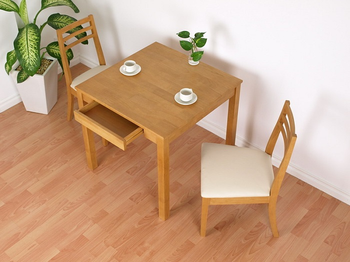 Bật mí 3 mẫu bàn ăn nhỏ gọn giá rẻ và đẹp cho căn hộ nhỏ -6